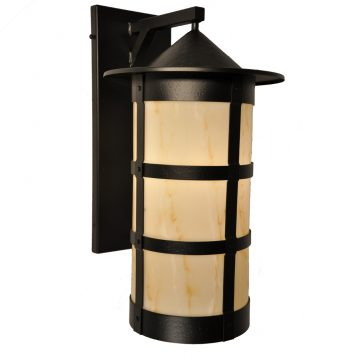 2161-71-Wet-XL Wet Sconce - PASADENA - SAN CARLOS - Giant Steel Partners Lighting Outfitters USA