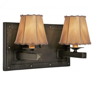 DOUBLE SCONCE LIGHTING