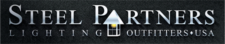 Steel Partners Lighting Outfitters USA Logo